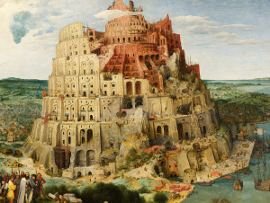 """Pieter Bruegel the Elder, Tower of Babel, Google Art Project"